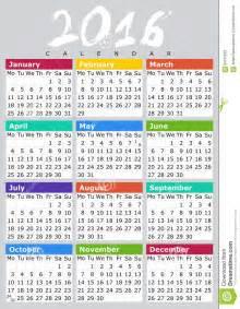 Kalendar 2018 Srpski Kalendar 2016 B Eng Stock Illustration Image 60155822