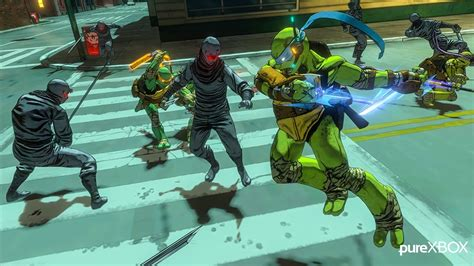 Mutant Turtles Mutants In Manhattan mutant turtles trailer features leo s gameplay