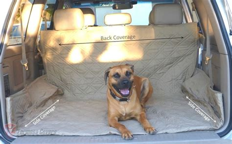 cargo mat for pets cargo liner cargo mat for pet deluxe quilted padded