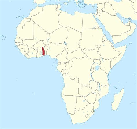 map of togo in africa original file svg file nominally 1 525 215 1 440 pixels