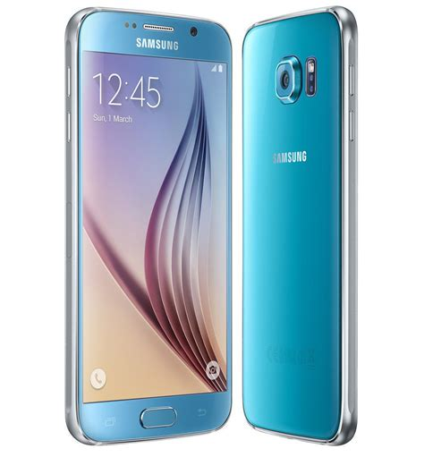32gb mobile phone samsung galaxy s6 32gb blue mobile phone refurbished