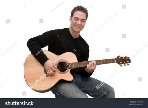 who is the man with guitar in the direct tv commercial man guitar stock photo 2965933 shutterstock