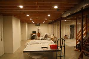 Recessed Lighting Layout Basement Upgrade Creating The New Hangout Runlevel 6