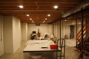 recessed lighting basement basement upgrade creating the new hangout runlevel 6