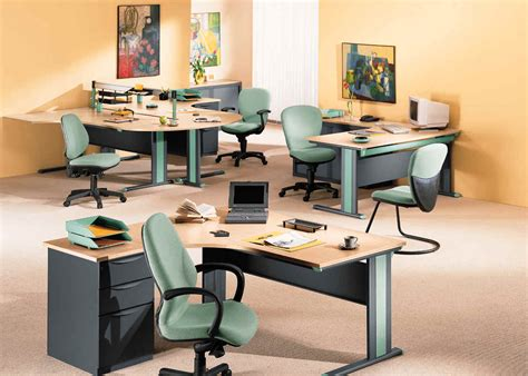 several options available for office furniture in the uk