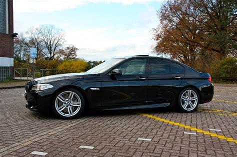 Bmw F10 Adaptive Drive Tieferlegen by My Carbon Black 535d M Sport Diesel Beast