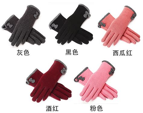 Sarung Tangan Winter Wanita Gloves Touch Screen sarung tangan wanita touch screen winter s gloves black jakartanotebook
