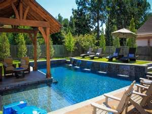 decorating ideas for laundry room backyard with pool