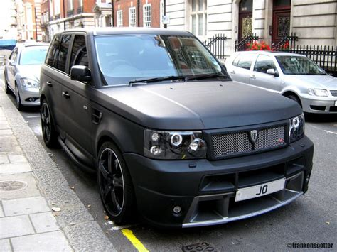 matte black range rover price die besten 25 matte black range rover ideen auf