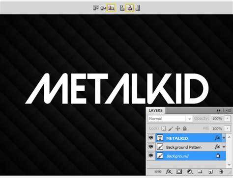 cara membuat text usang di photoshop designs books quick tip how to create a metallic text effect using