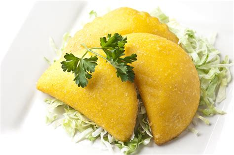 Interior Design Small Kitchen colombian fried empanadas with beef and potato filling