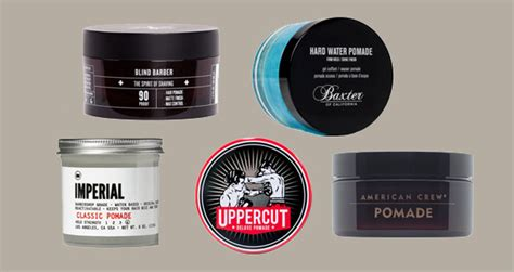 Styling Gel Vs Pomade | pomade vs gel vs wax which is best for your hairstyle