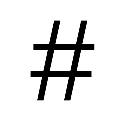 section number symbol hashtag wikip 233 dia