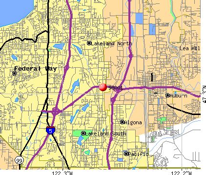 Auburn Washington Map by 98001 Zip Code Auburn Washington Profile Homes