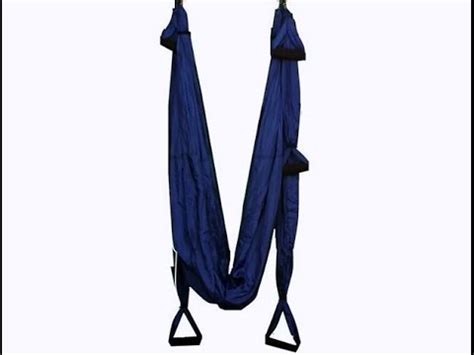 swing by swing review aerial yoga swing by gorilla gym review youtube