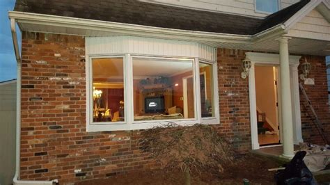 pella bow windows pella bay window installation in staten island new york