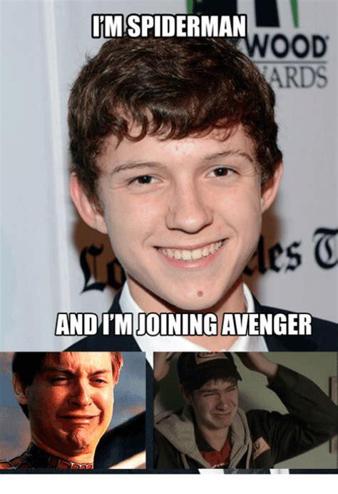 Peter Parker Meme - imispiderman ood ards andimajoiningavenger ard meme on
