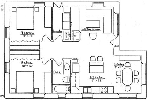 cozy cottage floor plans cozy cottage plan