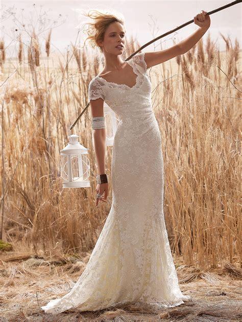 wedding gowns from olvi rustic wedding chic