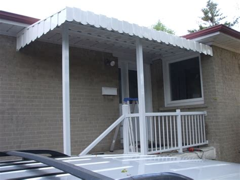 Aluminum Awning Posts by Awnings Aluminum Sepio Weather Shelters