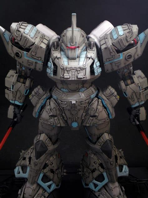kumpulan wallpaper gundam gundam guy mg 1 100 ms 14a gelgoog customized build
