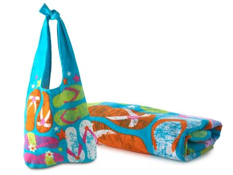 towel tote bag pattern bag beach pattern tote towel burke leather totes