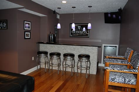 Bar Renovation Ideas Our New Sports Bar Gameroom Remodel Home Projects I D