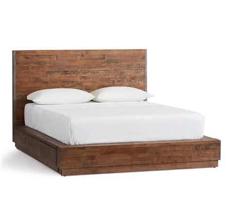 reclaimed wood storage bed reclaimed wood storage bed best storage design 2017