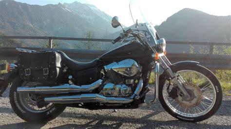 Honda Motorrad 750 Spirit by Umgebautes Motorrad Honda Vt 750 C2 Shadow Spirit