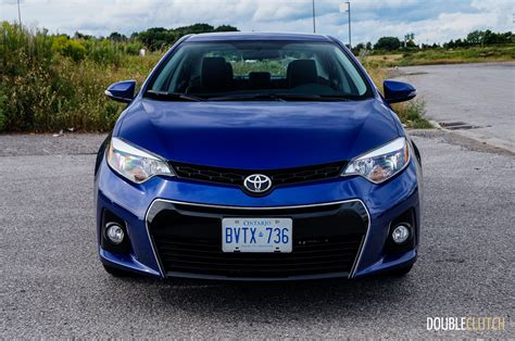 Toyota Corolla 2016 Review 2016 Toyota Corolla S Review Doubleclutch Ca