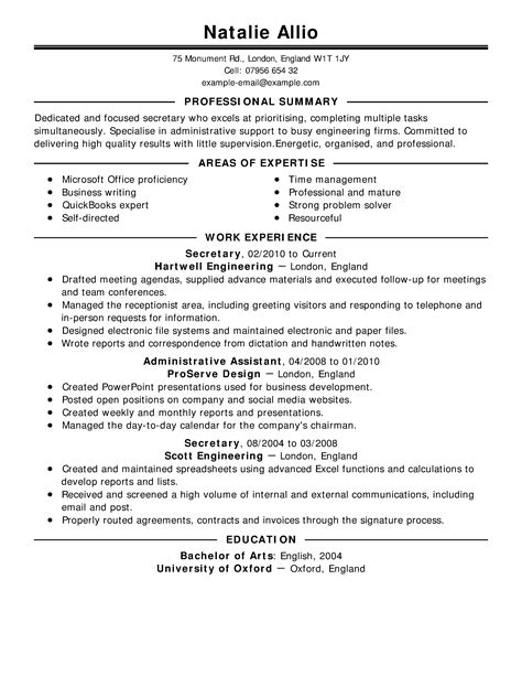 sample professional resumes free resume samples writing guides