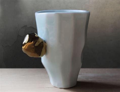 Handmade Japan - japanese handmade faceted mug 187 gadget flow