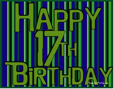 Happy Birthday Pimp Quotes Happy 17th Birthday Comments Graphics Pimp My