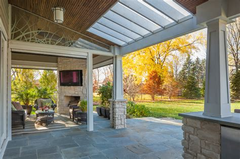 covered porch pictures rear covered porch traditional porch chicago by
