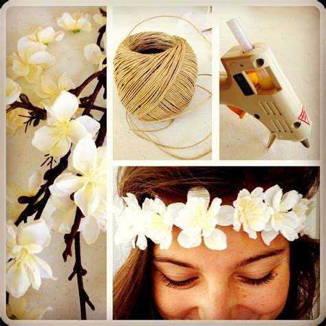 Aa Bali Girly Flowercrown 31 best images about diy flower headbands on diy flower crown flowers and