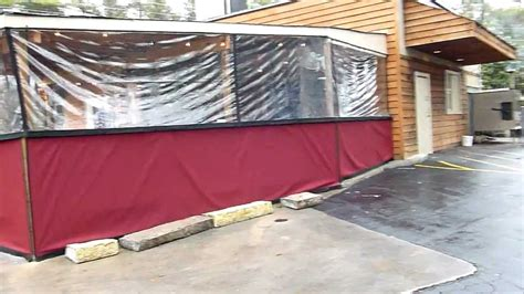 restaurant patio enclosure systems rheumri com
