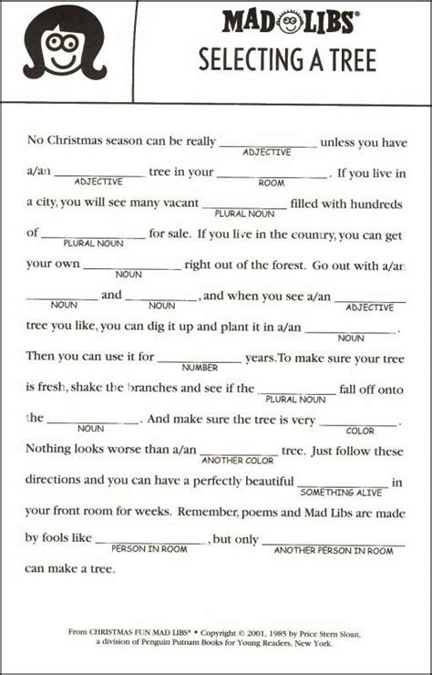Printable Madlibs printable mad libs for thanksgiving happy easter