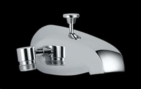 delta bathroom fittings india rp3914 delta tub spout hand shower pull up diverter