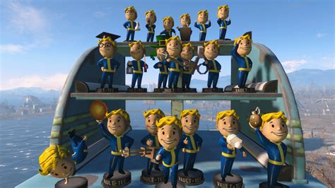 bobblehead fallout 4 fallout 4 survival guide part 3 bobbleheads