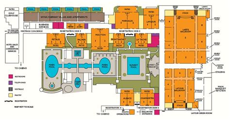 wynn las vegas floor plan wynn las vegas hotel map competitive carriers association