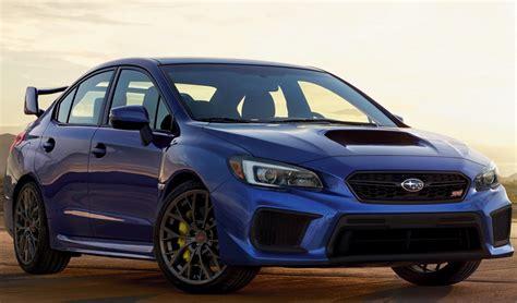 2020 subaru wrx sti specs 2020 subaru wrx sti horsepower review specs interior