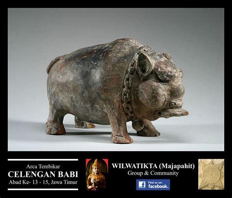 Celengan Babi Nungging Piggy Bank arca wilwatikta majapahit laman 2