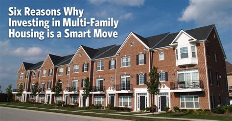 What Is A Multi Family Home by 6 Reasons Why Multifamily Housing Is A Smart Move