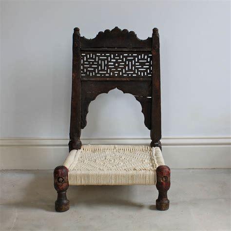 tribal pattern furniture tribal wooden pida chair kasakosa home decor