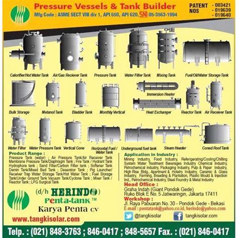Tangki Solar 5000liter by Jual Tangki Solar 10000 Liter Tangki Solar 5000 Liter