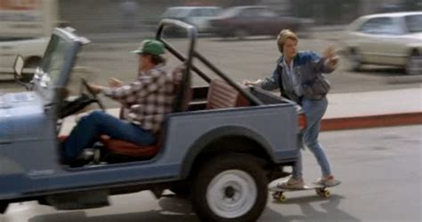 back to the future 710 clip skateboard 301 moved permanently