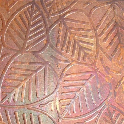 copper sheet craft ideas copper sheeting crafts