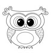 owls coloring pages free coloring pages