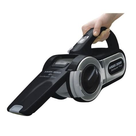 black und decker dustbuster black decker pv1805cn limited edition 18v chrome pivot