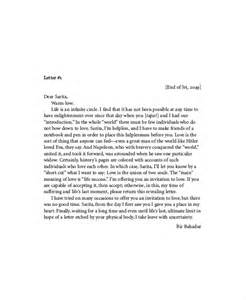 goodbye letter template 5 free pdf documents
